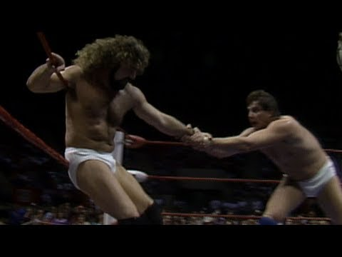 Chris Adams vs. Jimmy Garvin: WCCW, April 21, 1984 (WWE Network Exclusive) (видео)