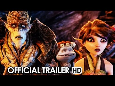 Strange Magic Official Trailer #1 (2015) - George Lucas HD