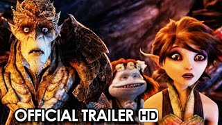Nonton Strange Magic Official Trailer #1 (2015) - George Lucas HD Film Subtitle Indonesia Streaming Movie Download