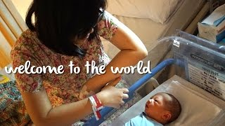 Video Welcome to the world Baby el #keluargael MP3, 3GP, MP4, WEBM, AVI, FLV November 2017