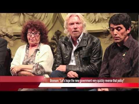 Video Breaking News: Richard Branson & Arjan Roskam talk about Dutch Drugs Policy download in MP3, 3GP, MP4, WEBM, AVI, FLV January 2017