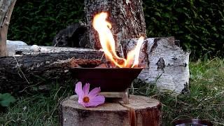 Download Lagu Uraltes vedisches Feuerritual - Agnihotra; Heile Mutter Erde und Mutter Erde heilt Dich Mp3