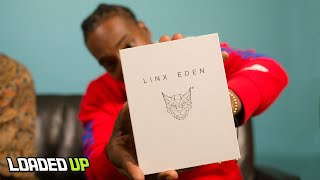 Linx Eden Dry Herb Vaporizer | Loaded Up by Loaded Up