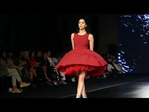 Ιορδανία: Λάμψη στην εβδομάδα μόδας στο Αμμάν