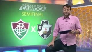 Milton Mendes fala sobre jogo do vasco contra fluminense - Globo Esporte - (22/04)