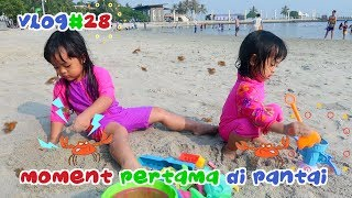 Video PERTAMA KALI MAIN DI PANTAI, SERU BANGET !!!   EPS. 28 MP3, 3GP, MP4, WEBM, AVI, FLV Maret 2019