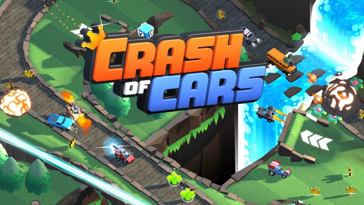 Real-Time Multiplayer 'Crash of Cars' Releasing Globally Soon