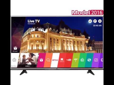 Видео Телевизор LED LG 55UH605V