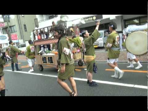 託東會 慶徳小学校周辺 2011