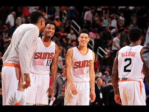 Phoenix Suns' Top 20 Plays of the 2016-2017 NBA Season