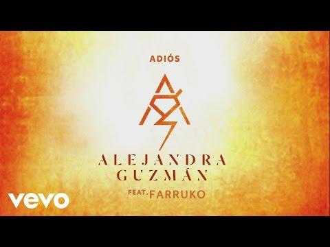 Letra Adiós Alejandra Guzmán Ft Farruko