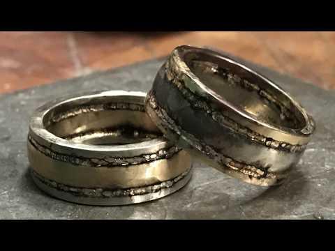 Jay & Michael - Custom Wedding Bands