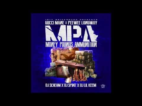 Gucci Mane-  King Pin (feat. Young Dolph & Waka Flocka)