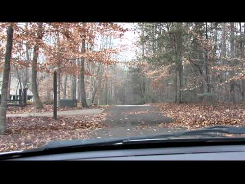 Holly Brooks Subdivision Neighborhood Home Tour - Guilford County/Gibsonville, NC (видео)