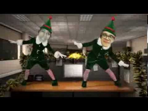 Five Dancing Elves (feat. World Youth Day volunteers)