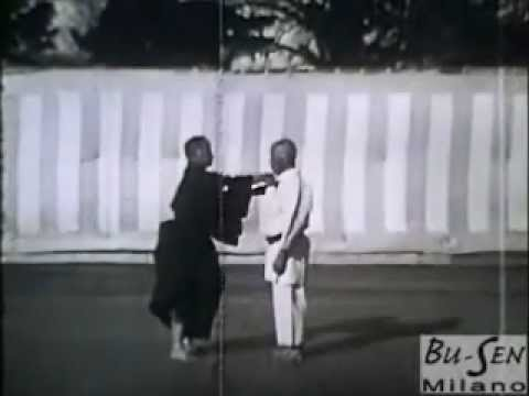 1929 - Koshiki-No-Kata eseguito da Jigoro Kano e Yoshiaki Yamashita