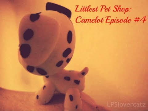 Littlest Pet Shop: Camelot [Episode #4 'Off to Search']