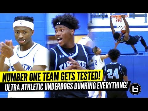 Chicago's Number One Team Bloom Faces Toughest Test vs Ultra-Athletic Dunkers! Full highlights!