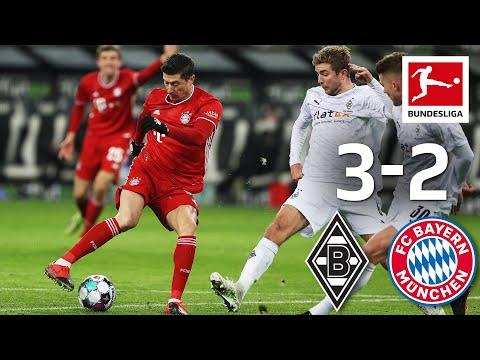 Incredible comeback! Gladbach turns match | Gladbach - Bayern München | 3-2 | MD 15 2020/21