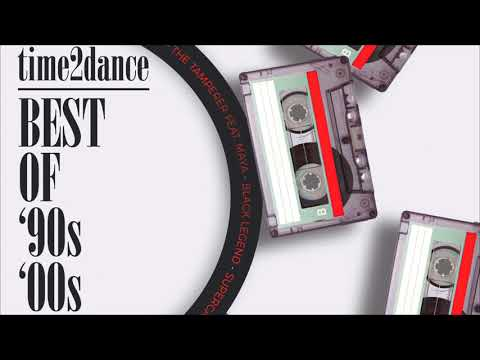 Time2Dance Best of '90s - '00s Vol.1 (Official Tracklist)