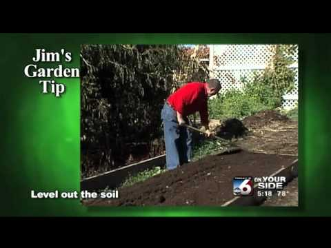 Jim's Garden Tip - Clearing Your Garden for Fall and Winter