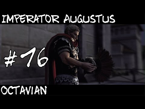Octavian - Again Octavian defends the bridge against his Germanic foes. Enjoy!