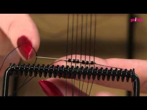 gratis download video - Tutoriel-DIY-Tissage--Bracelet-Manchette-Tisse-en-perles-Miyuki