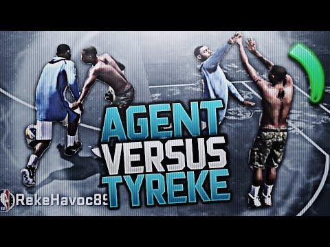 NBA PLAYER TYREKE EVANS EMBARRASSES ME ON THE PARK... (видео)