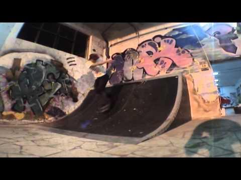 Bucuresti - Industrial Skatepark