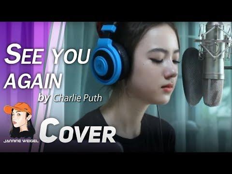 德泰混血雪精靈JANNINEW 翻唱SEE YOU AGAIN超催淚