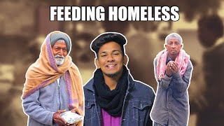 Naya Saal Nayi Shuruwath | Feeding Homeless People | Warangal Diaries