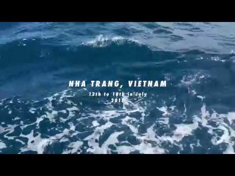 2018 Nha Trang, Vietnam: Scuba diving_Búvárkodás
