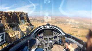 Harrismith South Africa  city images : Harrismith Gliding camp 2012 with Taurus T503 glider