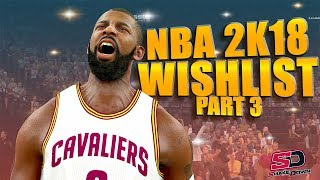 """NBA 2K17 MyPark 3v3 & Pro-Am Multiplayer Gameplay. NBA 2K18 Gameplay Improvements & new Features discussion.My Instagram: https://www.instagram.com/shakedown2012tv/To Send In A Clip For The Top 10 Plays: Email: ShakeDownTop10@Yahoo.comHow To Send In A Clip! PS4 Users: Use Share Factory & Upload to YouTube """"Unlisted""""XB1 Users: Get the YouTube App & Upload to YouTube """"Unlisted""""To Submit your clip on YouTube:1. Upload an HD clip Unlisted (instead of Public or Private)2. Title it """"(Your Name) for ShakeDown2012's Top 10"""" ex: """"Tim for ShakeDown2012..."""" Specify Top 10 Dunks, Blocks, Crossovers etc.3. You can submit more than one HD clip4. Remove the Circle by Holding LB & RB (L1 or R1) in instant replay5. Send the Clip to ShakeDownTop10@yahoo.com TIP: Play it in Regular Motion. TIP: Show at least 3 angles.TIP: PS4, XB1 or PC only.TIP: No cell phone or camera captured footage.TIP: No Montages Please. Separate your clips. ★★Subscribe★★http://www.youtube.com/user/ShakeDown2012★ ShakeDown2012 daily on Twitter★http://twitter.com/ShakeDown2012★ ShakeDown2012 daily on Twitch★http://www.twitch.tv/ShakeDownXL★ ShakeDown2012 - Xbox One★ ShakeDownXL - PSN★ ShakeDownXL - Steam"""