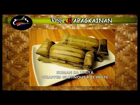 Pinoy Hapagkainan - SUMAN SA LIHIYA