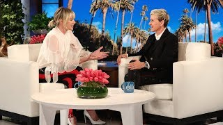 Video Portia Gives Ellen One of the Best Birthday Presents Ever MP3, 3GP, MP4, WEBM, AVI, FLV Februari 2018