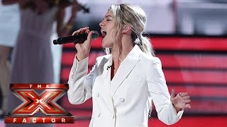 X Factor -  Louisa Johnson - It's a Man's World