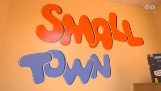 """SMALL TOWN — у бібліотеці"""