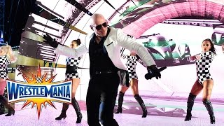 Nonton Pitbull  Flo Rida  Lunchmoney Lewis  Stephen Marley Perform At Wrestlemania  Wwe Network Exclusive  Film Subtitle Indonesia Streaming Movie Download