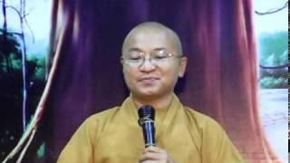 Kinh Pháp Cú 20: Đạo Phật - Con đường đạo đức và tâm linh - Thích Nhật Từ