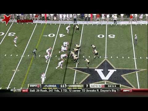 Jordan Matthews vs Florida (2012) video.