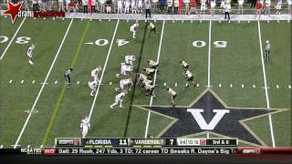 Jordan Matthews vs Florida (2012)