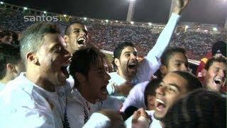 O Peixe é campeão da Recopa!! Confira os bastidores de mais esse título! #santosnarecopa.