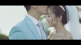 Video SAMUEL + FRANDA | #violetlevento | at SKY AYANA BALI MP3, 3GP, MP4, WEBM, AVI, FLV September 2017