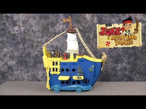 Captain Jake and the Never Land Pirates Mighty Colossus from Fisher-Price