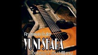 Saur sepuh SCTV 2017 . Yuni Shara _ Selamanya aku milikmu  ( Fingerstyle Guitar cover )