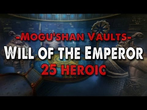 Method vs Will of the Emperor (25 Heroic) World First Video