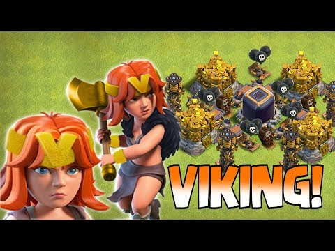 V IS FOR VIKING!!!