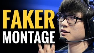 Best of Faker - EUW Funny Montage
