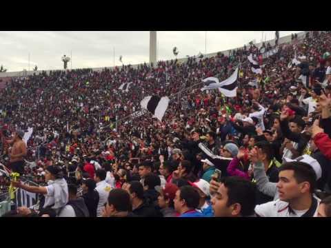 Salida y canticos Garra Blanca Final Supercopa 2017, ColoColo 4 UC 1 - Garra Blanca - Colo-Colo - Chile - América del Sur